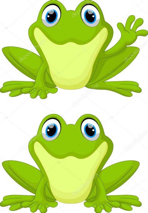 imagenes de la rana kawaii caricatura lindo rana archivo im 225 genes vectoriales