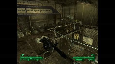fallout 3 megaton house fallout 3 my badass megaton house after all dlc completed no mods pc hd youtube