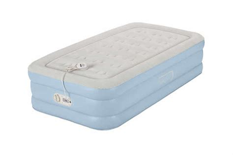 air mattress  guest bed  small spaces