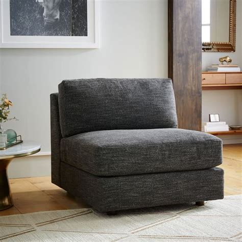 west elm urban sofa review urban armless chair west elm