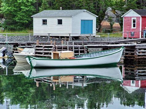 types of newfoundland fishing boats art s boat old type newfoundland trap skiff these old