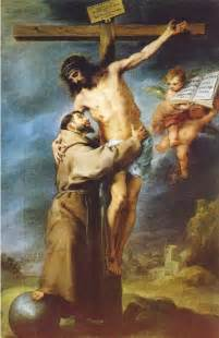 St Francis Saints Ignatius And Francis Of Assisi A Bond Highlighted