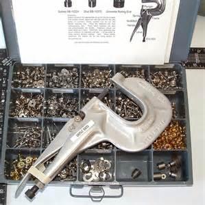 Metal Upholstery Buttons Hangartoolbox Aircraft Tool Rental Button Snap