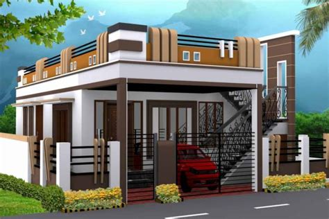 Home Frient Desince Of Models Www Tamilnadu Home Elevation Studio Design