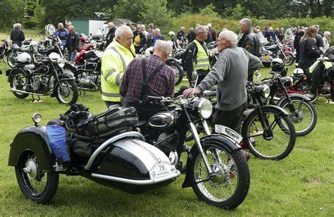 Motorrad Club Verden by Motorrad Oldtimer In Fischerhude