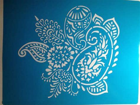 henna design cake stencil cake stencil paisley henna mehndi cake decorating stencil