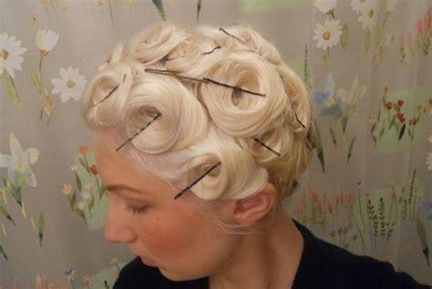 short hairstyles pin curls best medium hairstyle pin curls short hair5 best medium