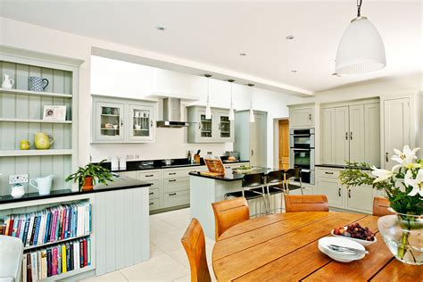 open plan victorian house updating a victorian home with an open plan kitchen real homes