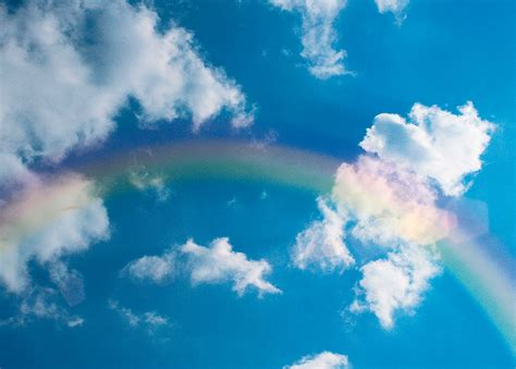 imagenes naturales de arcoiris vinilos de paisajes arco iris viniliza
