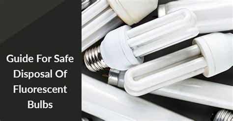 safe disposal of cfl light bulbs how to properly dispose of fluorescent bulbs gorilla bins