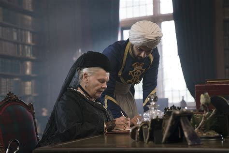 film queen and abdul victoria and abdul trailer judi dench is a queen in an