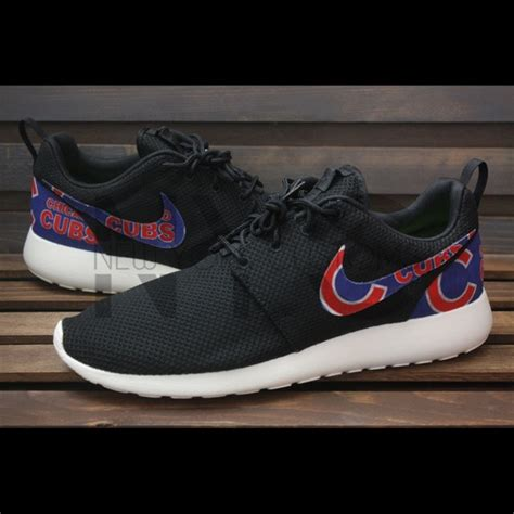 shoes chicago 36 nike shoes chicago cubs nike roshe one custom