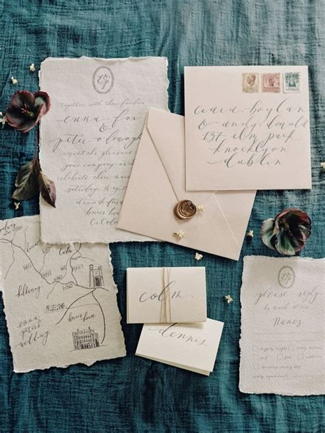 Wedding Invitations You Can Make Yourself by Aesthetic Wedding Invitation Ideas You Can Make Yourself