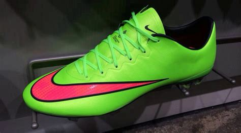 Nike Mercurial Vapor X Green Volt Soccer footy news nike mercurial vapor x electric green volt