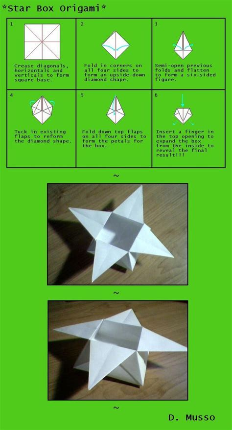 Origami Box Step By Step - step by step origami box 171 embroidery origami