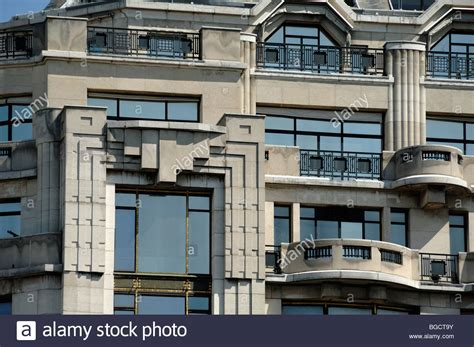 art deco balcony art deco balconies facade of the la samaritaine
