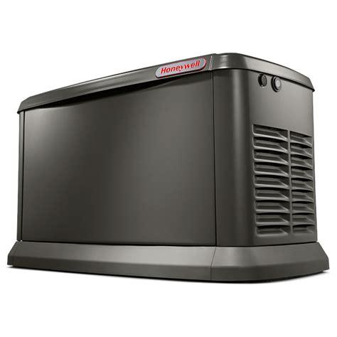 honeywell  kw air cooled home standby generator honeywell store