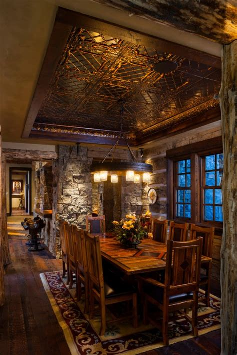 15 elegant rustic dining room interior designs for the 15 elegant rustic dining room interior designs for the