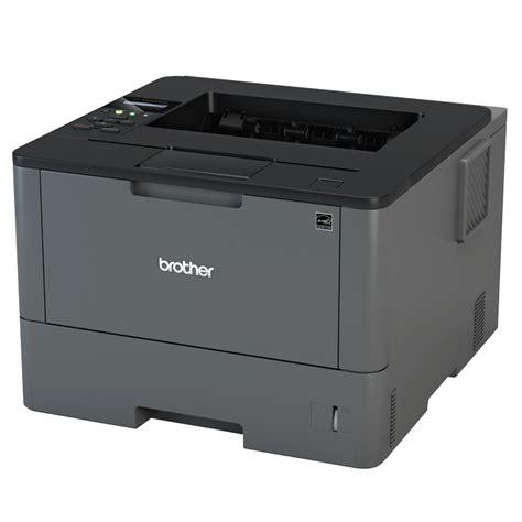 Printer Hl Hl L5200dw Monochrome Laser Printer Fast Print Speed