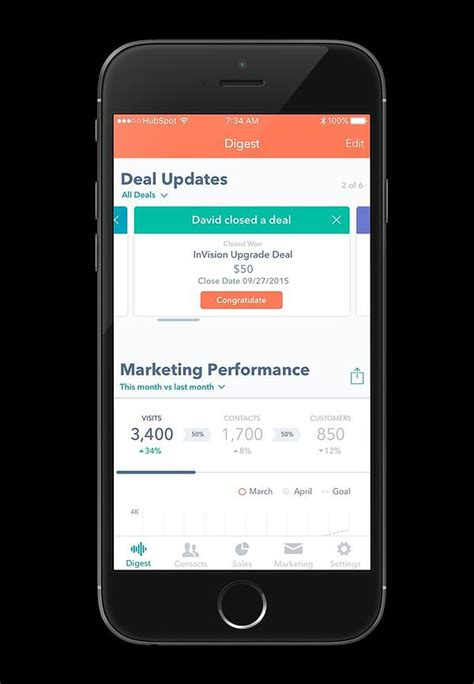 mobile crm solutions