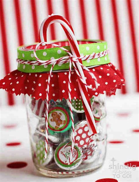 60 cute and easy diy gifts in a jar christmas gift ideas