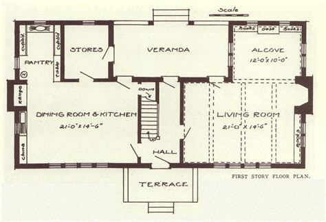 gustav stickley house plans gustav stickley house plans