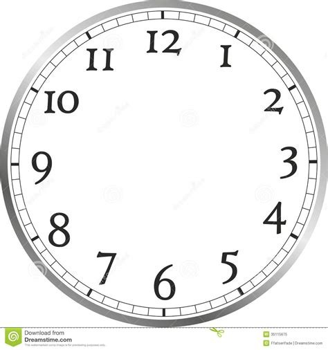 art of analog layout free download clock faces without hands clipart library clip art library