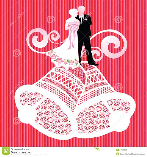 Wedding Bells Audio by And Groom On Wedding Bells Stock Photo Image 17299250