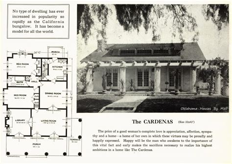 original house plans original craftsman house plans inspirational a popular california bungalow pattern used by sears
