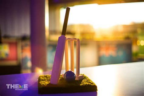 Home Entertaining cricket themed awards themeproductions
