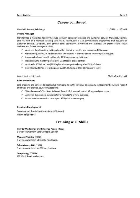 cv and covering letter exles reference on resume format reference page sle reference