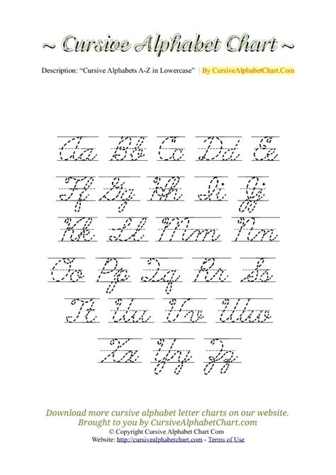 free printable alphabet letters upper and lowercase chart lined uppercase lowercase cursive alphabet charts in pdf