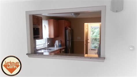 pass through window kitchen living room passthrough window kitchen to living