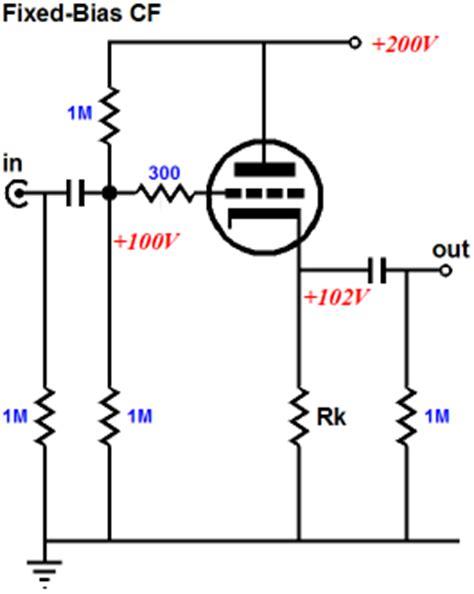 fixed bias resistor fixed bias cathode resistor 28 images ultra linear bf sf bassman fenderguru ultra linear