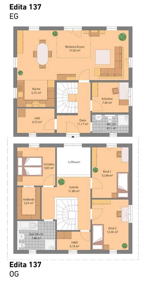 Haus Ohne Keller Grundriss by Einfamilienhaus Grundriss Ohne Keller Emphit