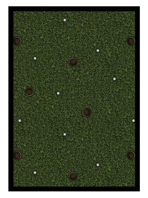 Golf Area Rug 17 Best Images About Sports Rugs On Carpets Football And Boy Quilts