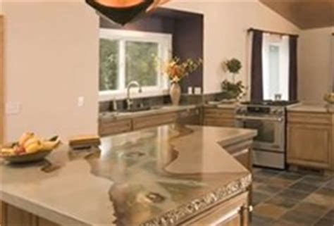 Concrete Countertops Prices Vs Granite by Concrete Countertops Cost Compare Granite And Other