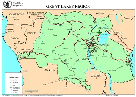 the lake regions of central africa a record of modern discovery classic reprint books wfp activities in the great lakes region democratic
