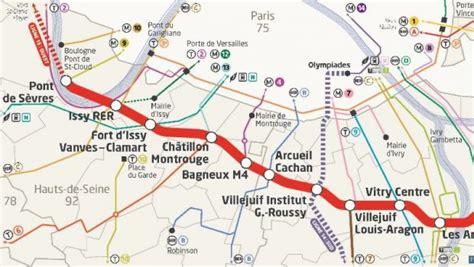 La Ligne Grangé by Grand Express La Ligne 15 Sud Sur Les Rails