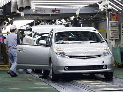 Blue Springs Ms Toyota Toyota Puts Brakes On Construction Of Mississippi Prius
