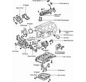 How To Replace The Oil Pan On All 1997  2000 Toyota Camry