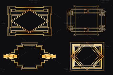 design elements volume 37 art deco design elements vol 1 illustrations on