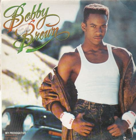 Bobby Brown Next Door by Page 5 Album Prerogative By Bobby Brown
