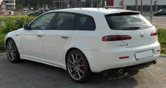 Alfa Romeo Models History Alfa Romeo 159 History Of Model Photo Gallery And List
