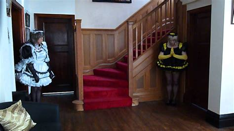 penelope house maids at the manor house being trained by mistress lady penelope 07970183024 youtube