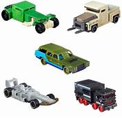 New Range Of Minecraft Themed Hot Wheels Cars Hit The