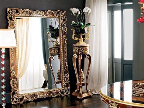 specchi da parete con cornice specchio da terra a parete con cornice 12647 specchio