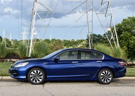 Honda Accord by Review 2017 Honda Accord Hybrid 95 Octane