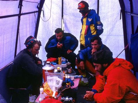 1996 everest film expedition ed viesturs everest 1996 national geographic ed