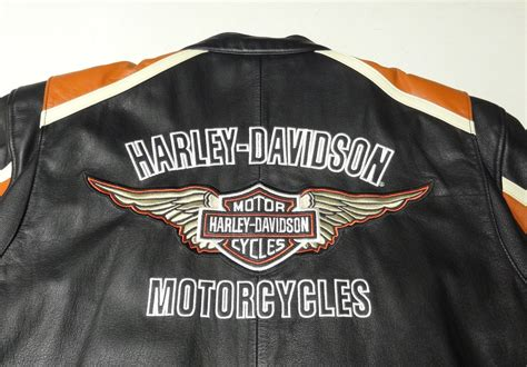 Jam Harlay Davidson Leather Black Blue harley davidson leather jacket brand new size xl harley davidson forums